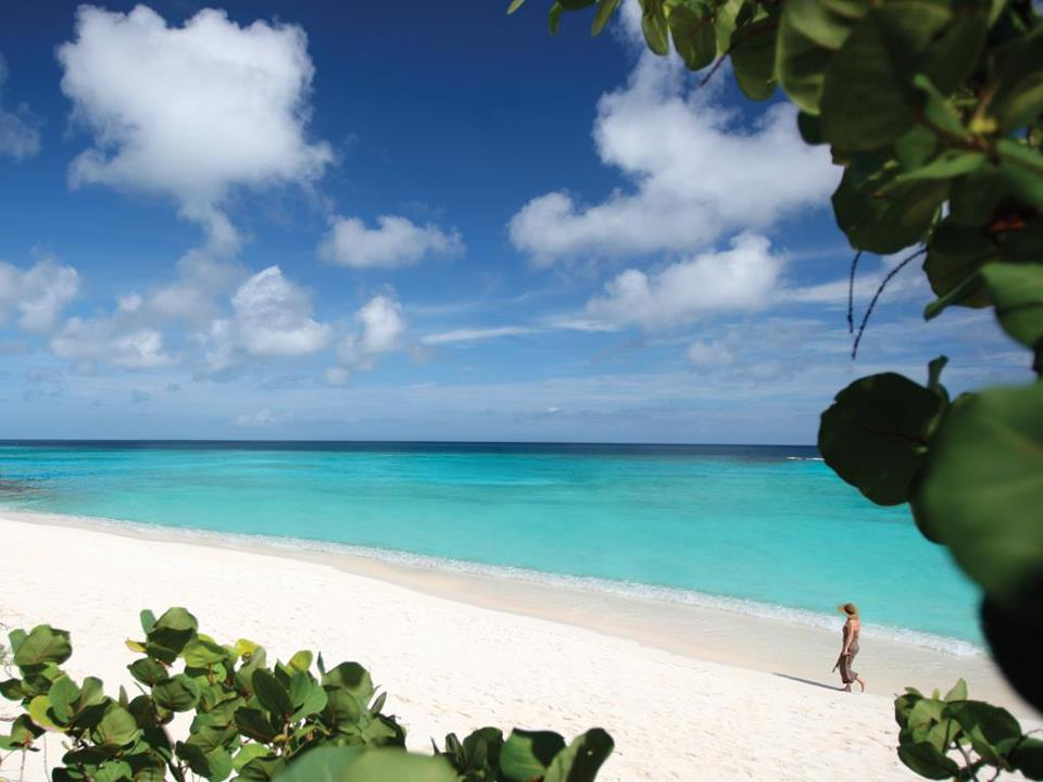 Anguilla is ideal for Getting On Travelers (Credit: Zemi Beach House Resort & Spa)