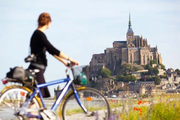 active holiday in france