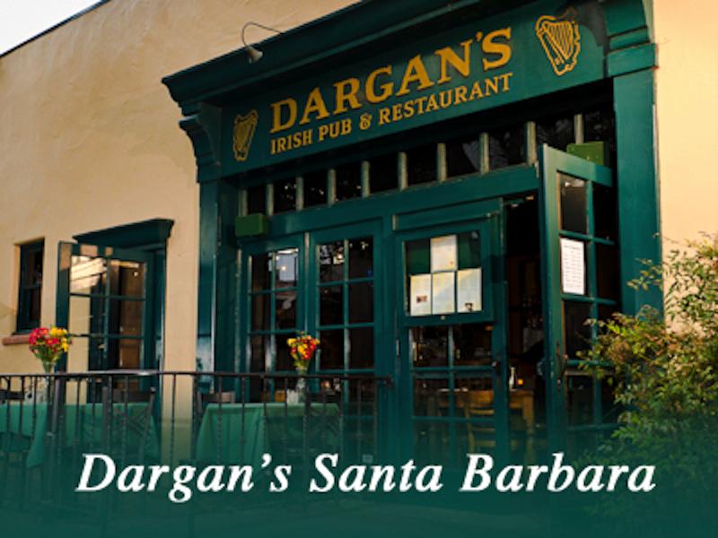 Exterior, Dargan's Santa Barbara