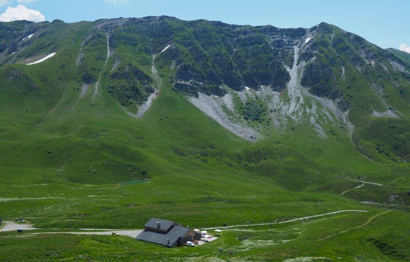 French Alps Refuge du Nant Hike