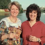 Sue Reddel & Diana Laskaris