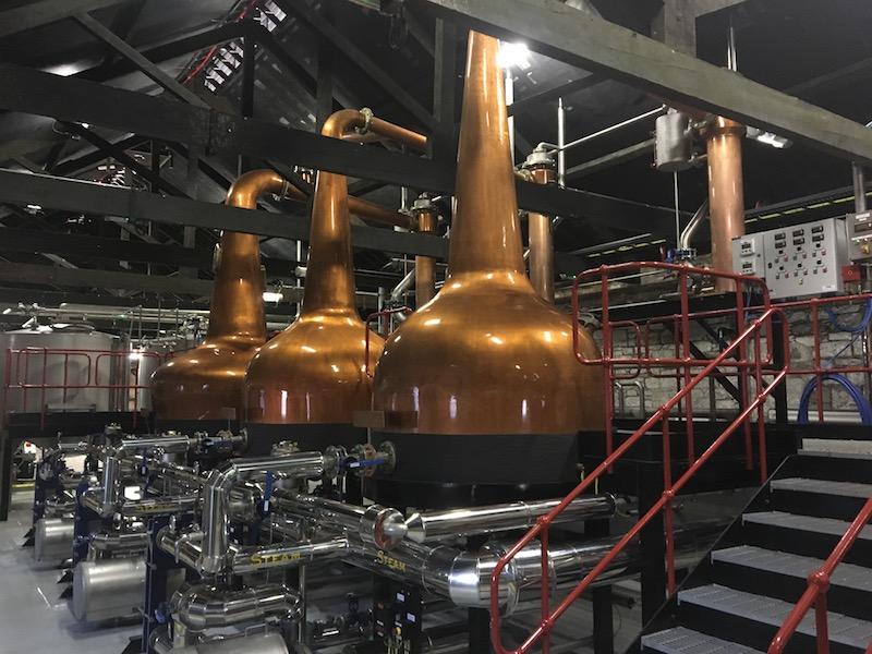Old Midleton Distillery Ireland