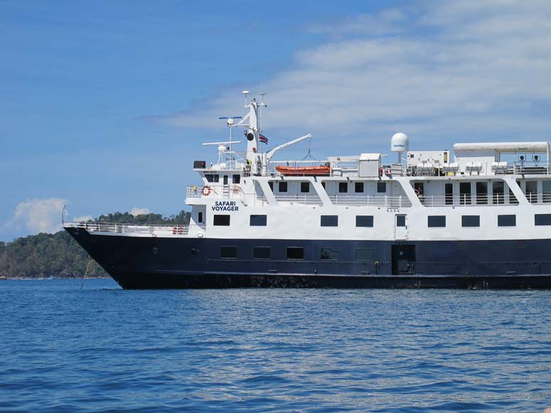 costa rica adventure cruise