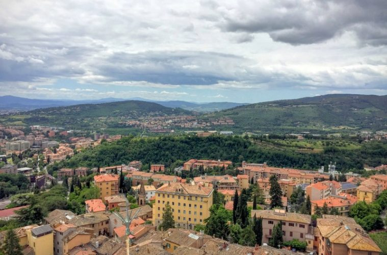 Perugia in a day