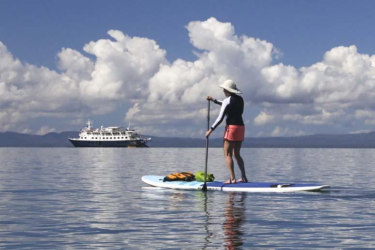 Costa Rica Adventure Cruise - UnCruise Adventures