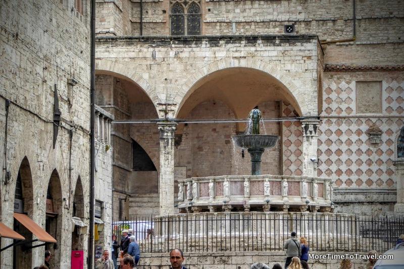 Fontana Maggiore in Perugia