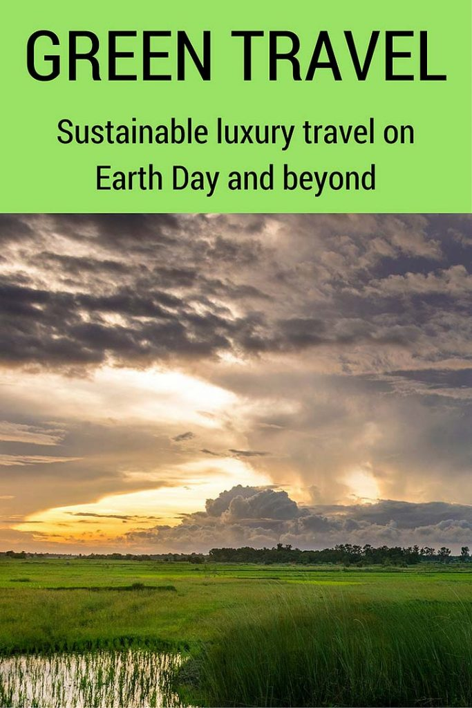 sustainable luxury travel