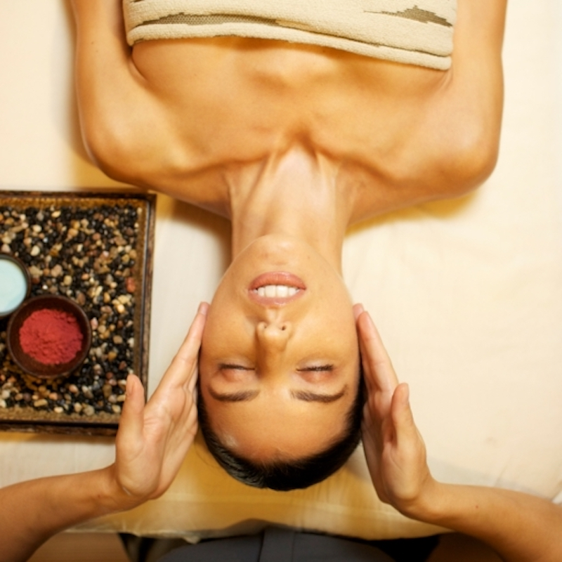 Facial at Miraval (Credit: Miraval Resort)