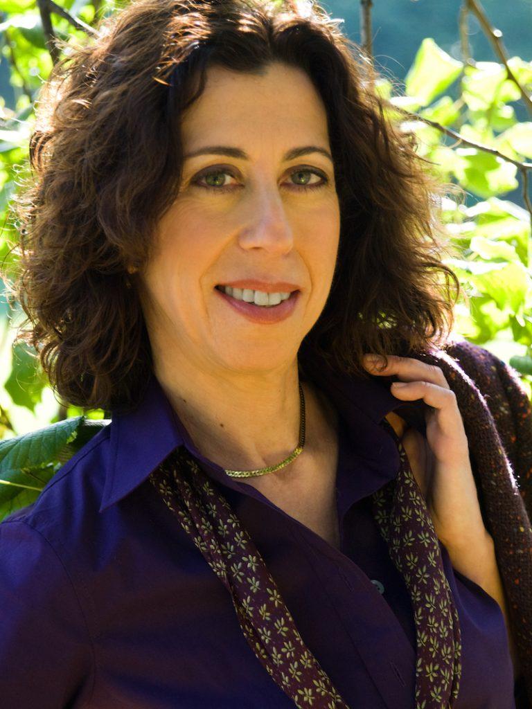 Author Deborah L. Jacobs