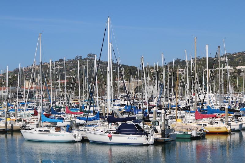 Santa Barbara Harbor (Credit: Bonnie Carroll)