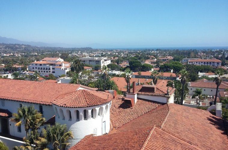 summer in Santa Barbara