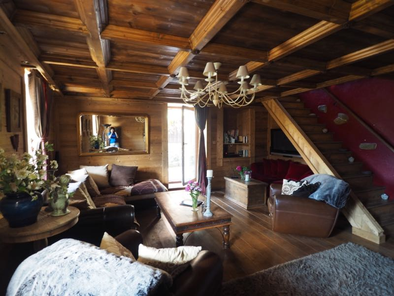 Chalet Savoie Faire in the French Alps