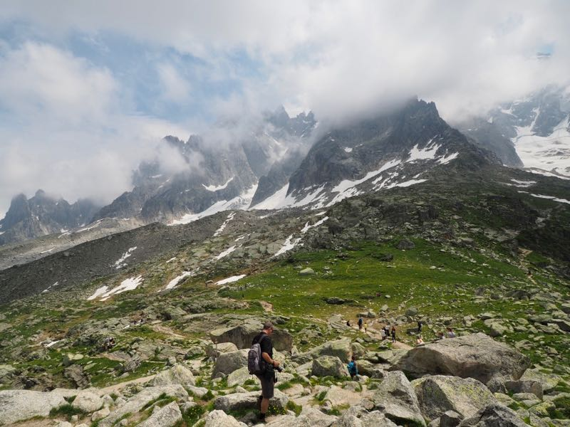 tips for hiking the French Alps