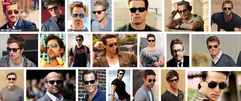 Women do make passes at men in glasses (Photo credit: Google Images)