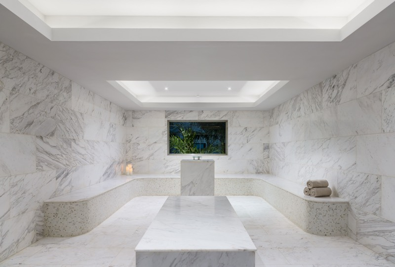 Zemi Thai House Spa has the only hammam on Anguilla (Credit: Zemi Beach House Resort & Spa)