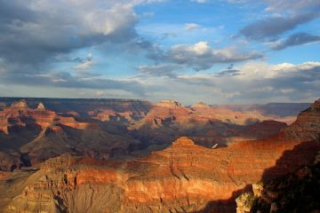 Grand Canyon (Credit: Pixabay)