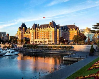 fairmont empress review