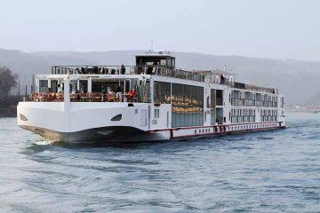 food on rhine river cruises