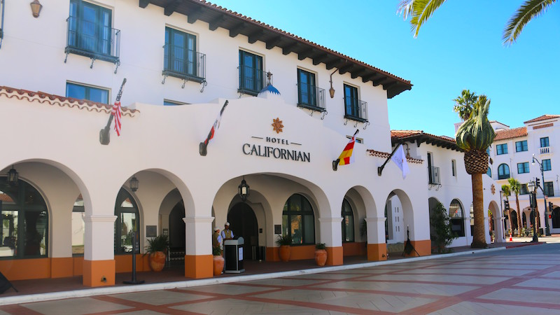 Hotel Californian