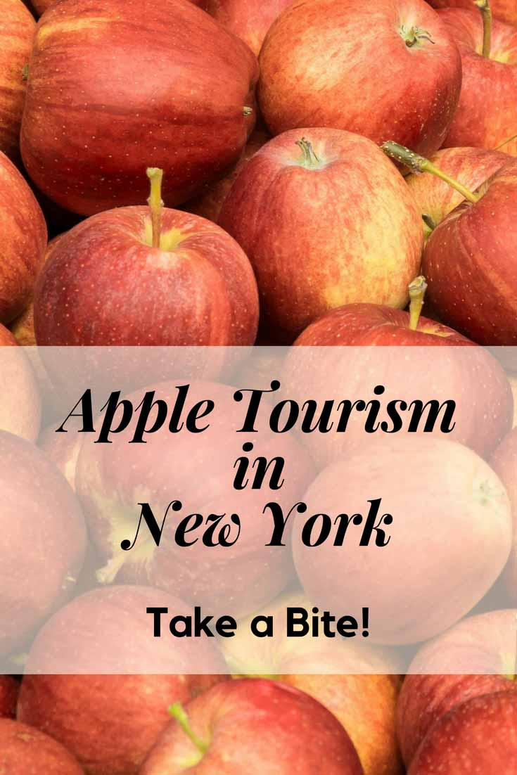 apple tourism in New York