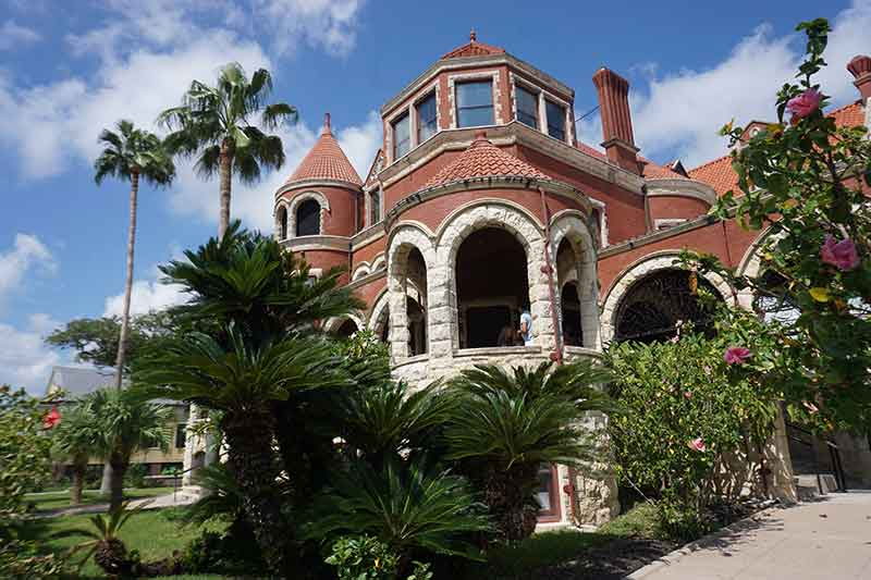 Moody Mansion Galveston Texas