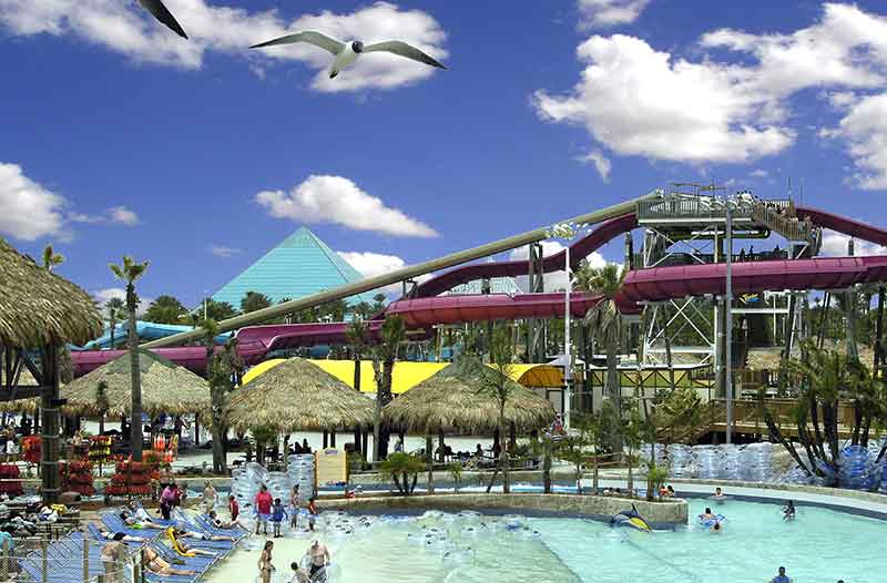 things to do in Galveston Schlitterbahn