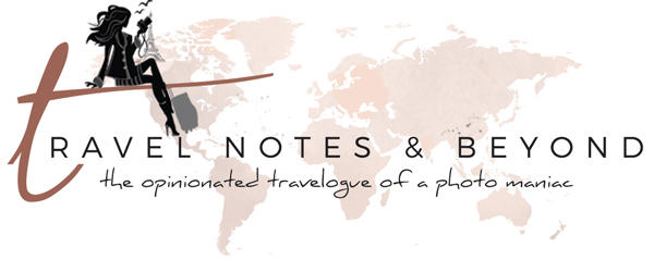 Travel Notes and Beyond
