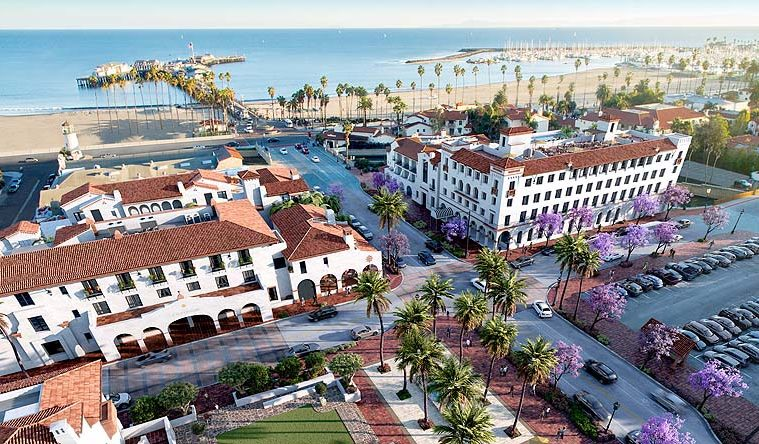 Hotels Near Santa Barbara Beach