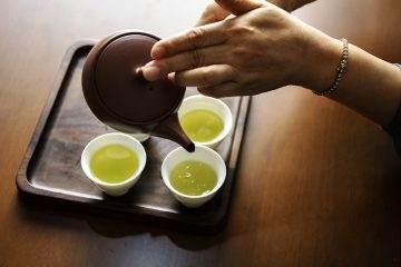 Japanese Tea Ceremony (Credit: Pixabay)