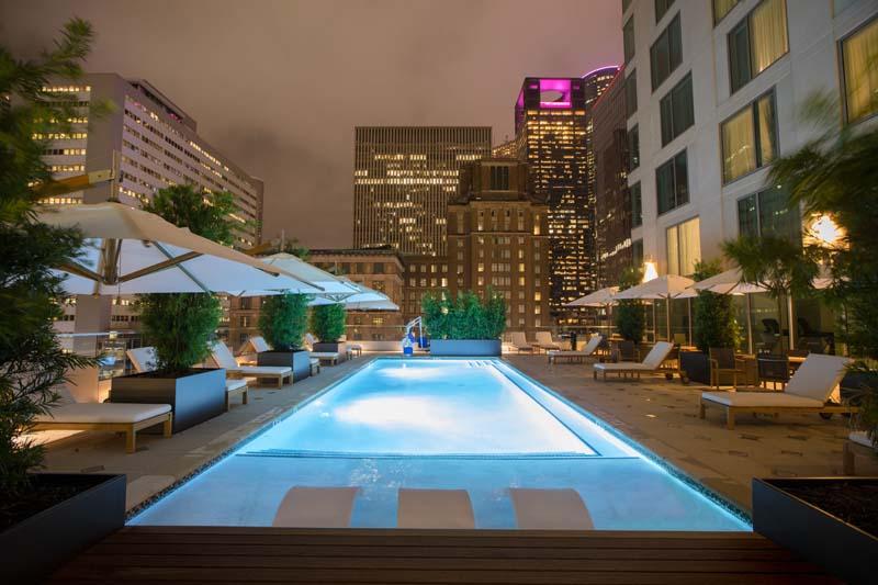 Hotel Alessandra pool