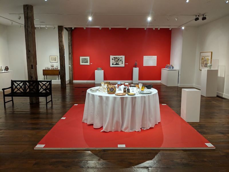 """A Matter of Taste,"" one of the current exhibits"