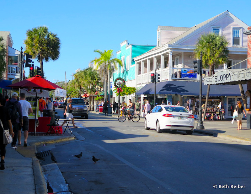 Duval Street, Key West's main street for shopping and dining