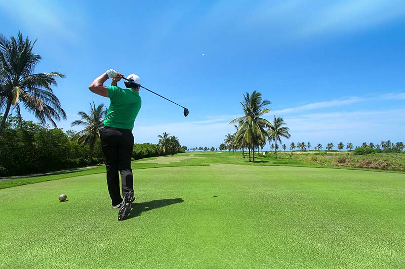Golf Estrella del Mar: The Mexican President Does! | Getting On Travel