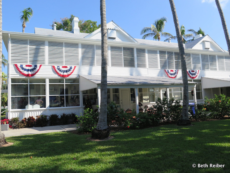 Dwight Eisenhower, John Kennedy, Jimmy Carter and Bill Clinton have also stayed at the Harry Truman Little White House