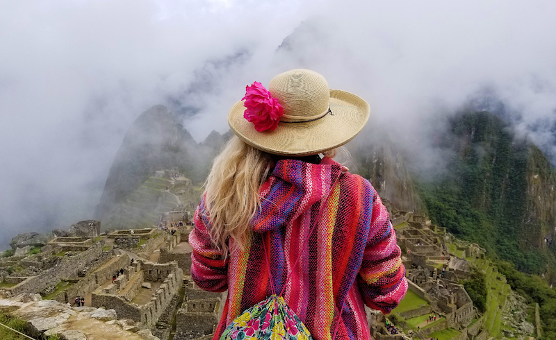 Machu Picchu is breathtakingly magnificent