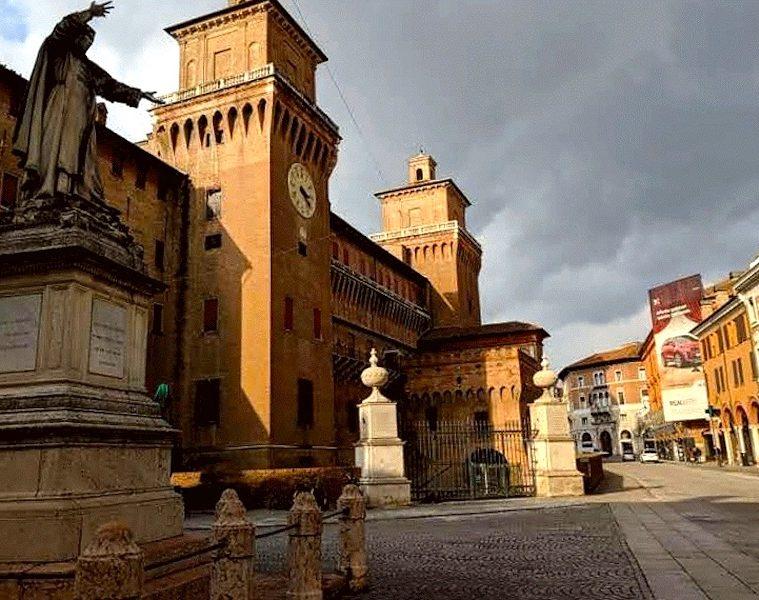 Este Castle in Ferrara