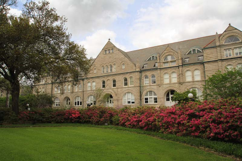 Tulane University in New Orleans