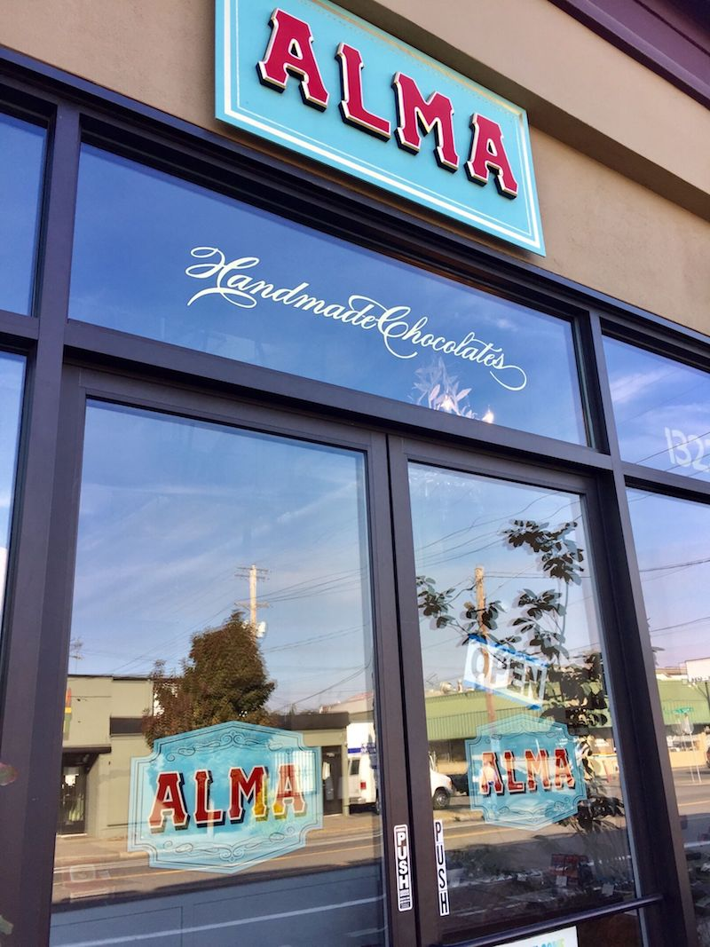 Alma Chocolates: A must-visit for delicious chocolates in Portland