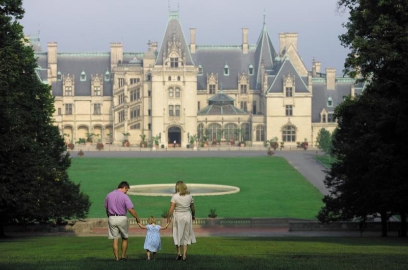 Biltmore Estate (Credit: The Biltmore Corporation)