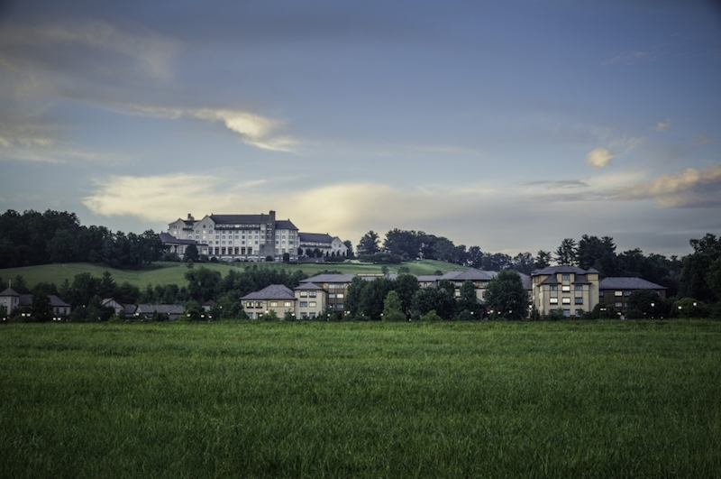 Biltmore Inn and its surrounds (Credit: The Biltmore Company)