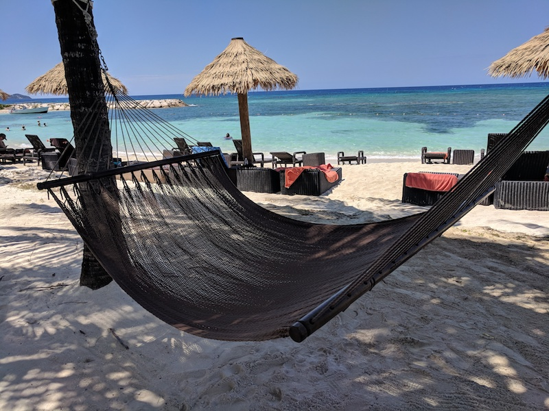"""It's easy to find your surf side """"sweet spot"""" at Breathless Montego Bay"""