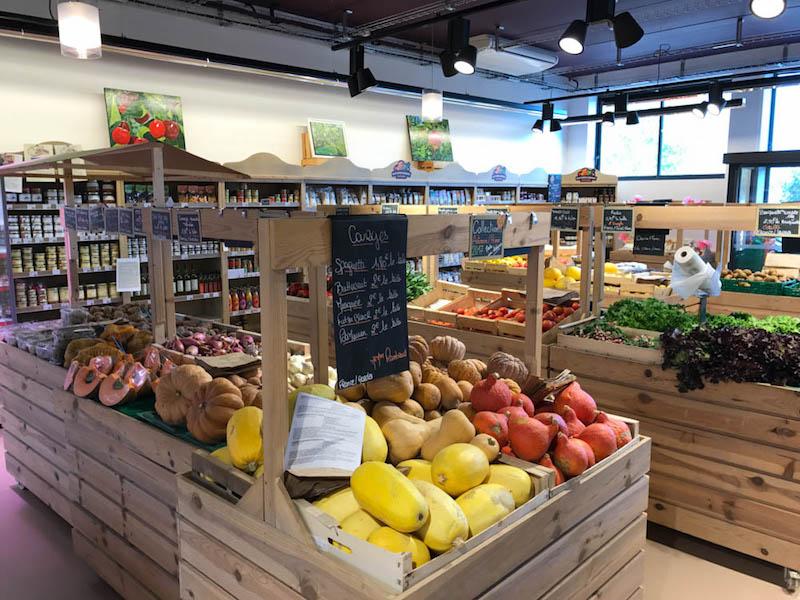 Provençal bounty at Naturellement Paysan, a farmers' co-op