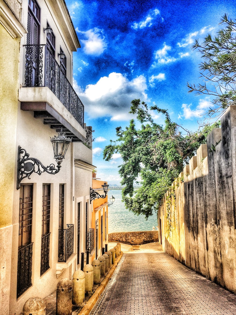 Old San Juan still charms