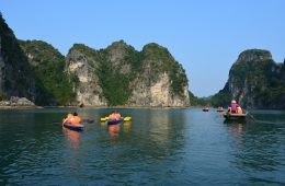 Ha Long Bay Vietnam (Credit: Pixabay)