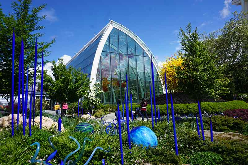 Chihuly Garden and Glass (© Debbra Dunning Brouillette)
