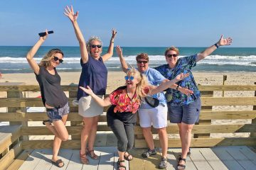 GIrlfriends Getaway on the Outer Banks