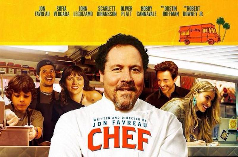 Chef, the movie