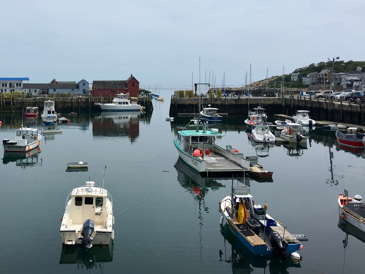 Rockport is a traditional seaside village on Cape Ann, Massachusetts.