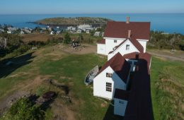 Monhegan Island captivates artists.