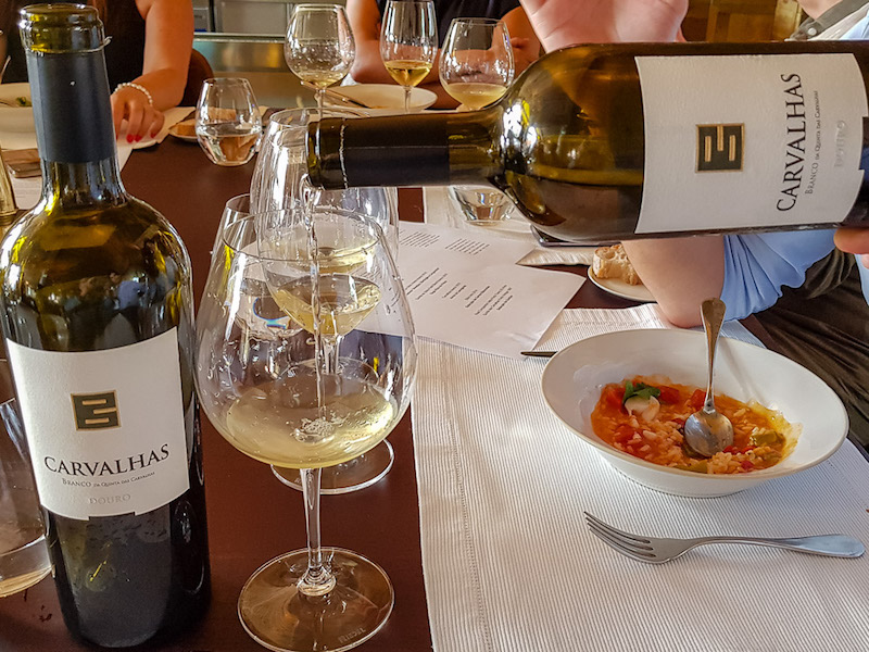 At 17.56 Museu & Enoteca, wine is the main event